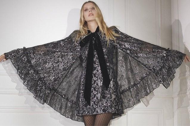 H&M werkt samen met The Vampire's Wife aan collectie romantische jurken