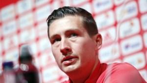 """Hans Vanaken ruikt zijn kans in fantastische week: """"Voel me bij Rode Duivels het best als box-to-box"""""""