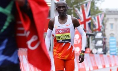 Hij is dan toch menselijk: waarom Eliud Kipchoge de marathon van Londen niet won (en dat zo verrassend is)