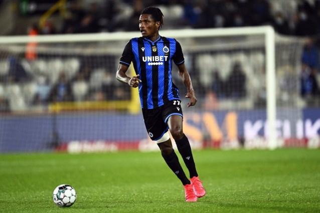 Club Brugge-verdediger Simon Deli moet afhaken bij Ivoorkust voor oefenmatch tegen Rode Duivels