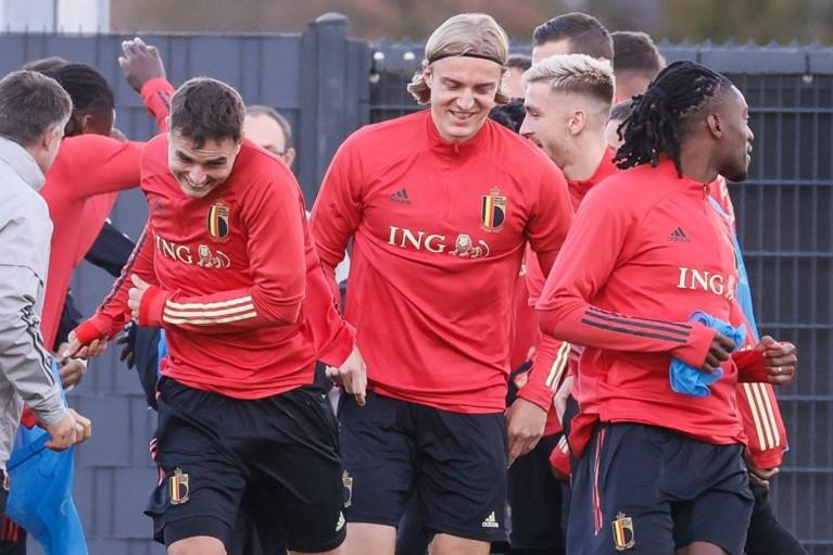 Grote namen nog afwezig op training bij Rode Duivels, wel hoopgevend nieuws over Jan Vertonghen