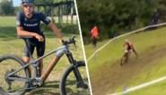 Sven Nys klaar voor comeback van één dag, maar Tom Pidcock toont waarom hij favoriet is op WK e-mountainbike