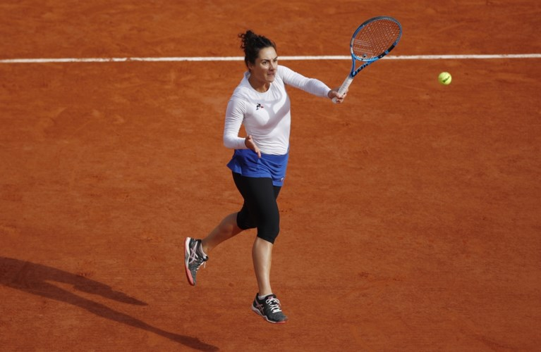 """Pakkend verhaal van onverwachte kwartfinaliste Roland Garros: """"Anorexia kan worden genezen"""""""