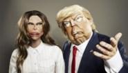 Satirische poppenreeks 'Spitting image' zo'n succes dat al na eerste aflevering een tweede seizoen aangekondigd wordt