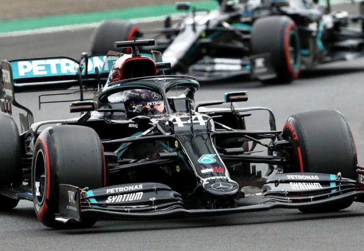 Mercedes blijft in de Formule 1 en vergroot samenwerking en visibiliteit van sportmerk AMG