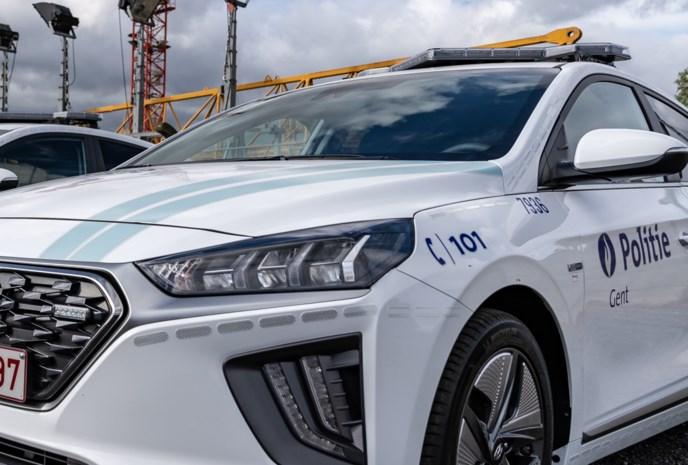 Deze auto's moeten de Gentse wijkpolitie milieuvriendelijker maken