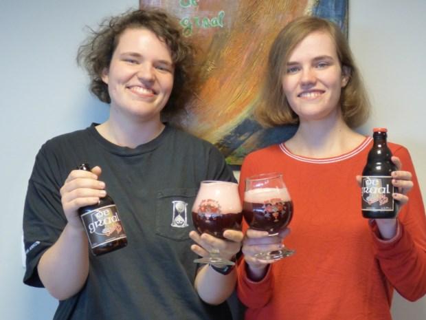 """Brouwerij De Graal brouwt eerste fruitbier: """"Niet te zuur, niet te zoet, mooi in balans"""""""