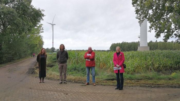 Kempense huishoudens en windmolens zorgen voor lichte daling CO2-uitstoot