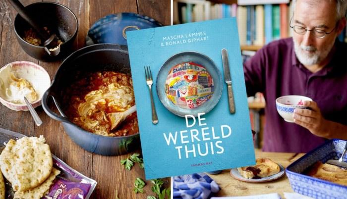 Onze redactrice test het kookboek dat ons recepten uit alle windstreken van de wereld doet proeven