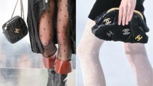 Logo's op je benen: dit is de pantytrend van het najaar