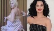 Katy Perry duikt op in filmpje van Jane Fonda terwijl ze melk afkolft