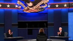 """Vicepresidentskandidaten in debat: veel beschaafder dan Trump, maar toch scherpe uithalen. """"Je hebt geen recht op je eigen waarheid"""""""