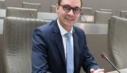 Stijn De Roo (CD&V) uit Wondelgem legt eed af als Vlaams parlementslid