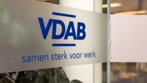 Ruim 2.300 tijdelijk werklozen hebben zich na 'uitnodiging' ingeschreven bij VDAB