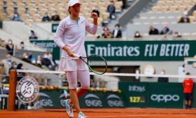 Twee jonkies voor het eerst in de vrouwenfinale Roland Garros: Poolse zet steile opmars verder, Kenin bevestigt