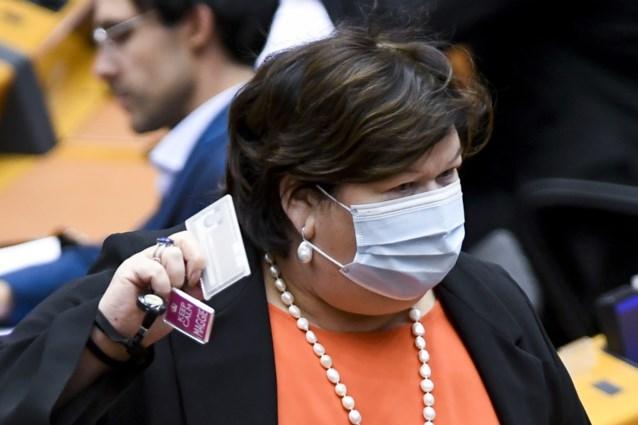 Na negen jaar minister, wordt Maggie De Block fractieleider in de Kamer
