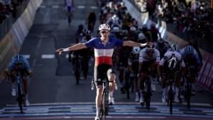 """Arnaud Démare na tweede ritzege: """"Het was optie de Giro te verlaten voor de klassiekers"""""""