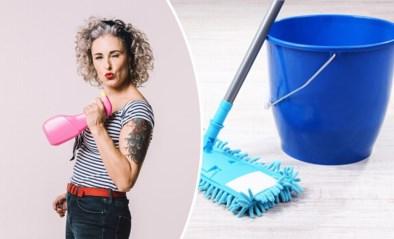 Wees zuinig met bruine zeep en dweil met koud water: de beste tips van huishoudfenomeen Zamarra Kok