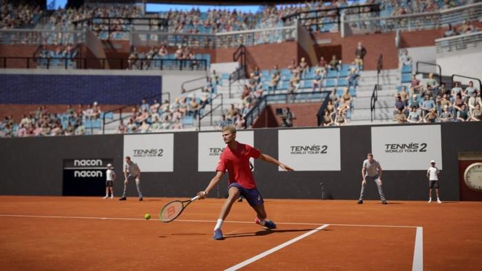 RECENSIE. 'Tennis world tour 2': Even verminkt als het tennisseizoen **