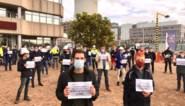 """Kaderleden van kerncentrale voeren zelf actie tegen kernuitstap: """"Wat met de duizenden jobs en energiezekerheid?"""""""
