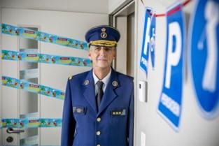 """Korpschef zone Bodukap met pensioen: """"Blij dat ik eerst van het politiewerk op straat proefde"""""""