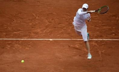 Iga Swiatek haalt het niet in halve finale dubbelspel op Roland Garros