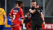 Schorsing voor Faïz Selemani (KV Kortrijk) teruggebracht tot twee speeldagen
