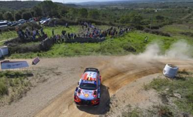Spanjaard Dani Sordo leidt na eerste dag in Rally van Sardinië, Thierry Neuville schuift op naar derde plaats