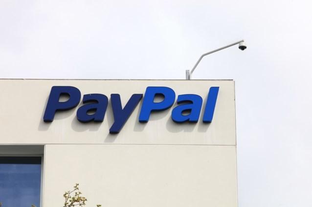 PayPal niet gebruikt? Da's dan 12 euro