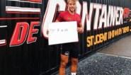 Roeikampioen wint 'De Container Cup' voor studenten en klopt zelfs Mathieu van der Poel met 42 seconden