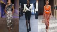 Knallen met oranje en metallics: dit zijn de hoogtepunten van de modeweek in Parijs
