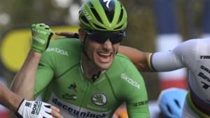 """Groenetruiwinnaar Sam Bennett keert terug naar zijn roots in Gent-Wevelgem: """"Een kwart van het palmares van Sean Kelly en ik ben al heel gelukkig"""""""