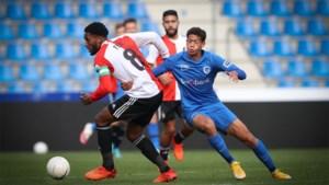 Racing Genk speelt in oefenduel gelijk tegen Nederlandse competitieleider Feyenoord