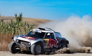 Carlos Sainz wint slotrit van Andalucia Rally, Nasser Al-Attiyah is eindwinnaar
