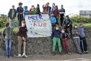 Jongeren vragen fietsenstalling in plaats van parkeerplaatsen
