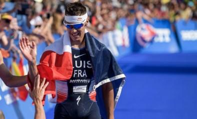 Fransman Vincent Luis is onhoudbaar op WB triatlon in Sardinië, Belgen vallen buiten top-20