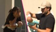 Victor en Holly doen zelf de babychallenge in 'Love Island'
