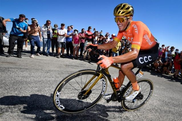 """""""Als hij groen licht krijgt van de dokters, start Greg Van Avermaet misschien nog in de Ronde van Vlaanderen"""""""