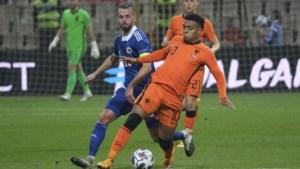 OVERZICHT NATIONS LEAGUE. Oranje kan niet winnen tegen Bosnië-Herzegovina, Haaland scoort drie keer