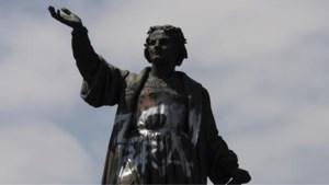 Standbeeld van Columbus weggehaald in Mexico-Stad
