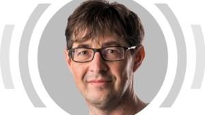 """""""Historische 'scheldpartij' is kantelpunt in relatie tussen Wout van Aert en Mathieu van der Poel"""""""