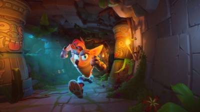 RECENSIE. 'Crash Bandicoot 4 : it's about time': Koning der platformspellen. Sorry, Mario *****