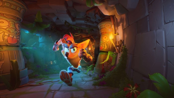 RECENSIE. 'Crash Bandicoot 4 : it's about time': Koning der platformspellen. Sorry, Mario *****