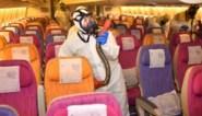 """Twijfels over laag coronarisico in vliegtuig: """"Besmetting tijdens vlucht is reëel gevaar"""""""