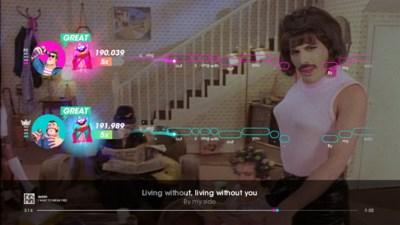 RECENSIE. 'Let's sing presents Queen': Tijdloze muziek, voor de zang moet je (helaas) zelf zorgen ****