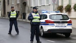 Politieagent gewond bij schietpartij aan Kroatisch regeringsgebouw