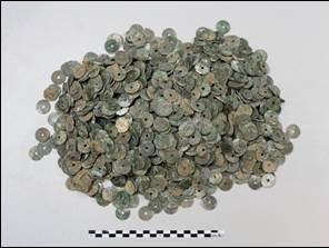 Vondsten tijdens archeologisch onderzoek de Patria worden tentoongesteld