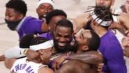 LeBron James leidt LA Lakers naar eerste NBA-titel in tien jaar tegen Miami Heat