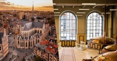 Op binnenlandse citytrip in Leuven