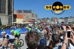 Dit jaar niet in de ronde! Drummen bij doortocht op Oudenaardse Markt